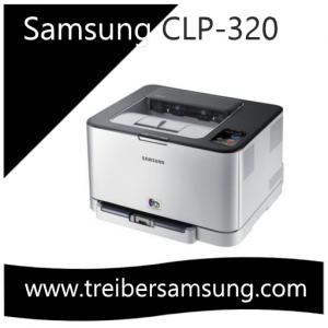 Samsung CLP-320 treiber