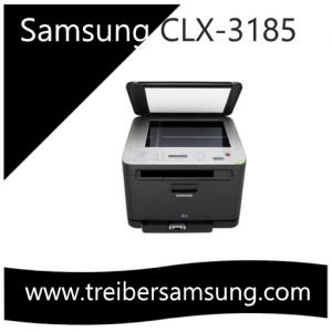 Samsung CLX-3185 treiber