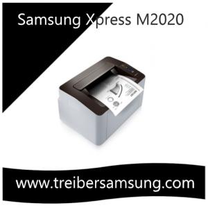 Samsung Xpress M2020 treiber
