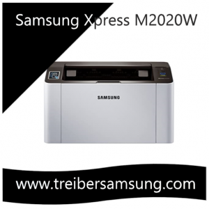 Samsung Xpress M2020W treiber