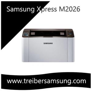 Samsung Xpress M2026 treiber