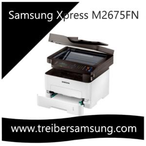 Samsung Xpress M2675FN treiber