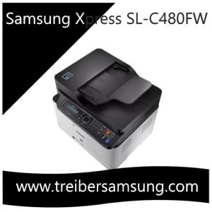 Samsung Xpress SL-C480FW treiber