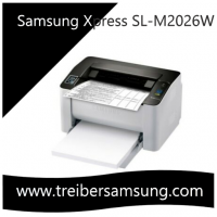 Samsung Xpress SL-M2026W treiber