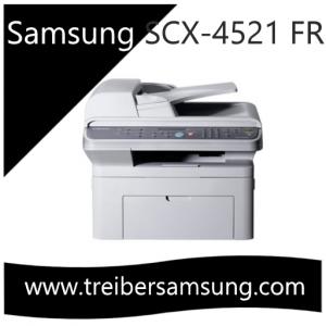 Samsung SCX-4521 FR treiber