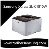 Samsung Xpress SL-C1810W treiber