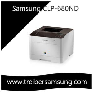 Samsung CLP-680ND treiber