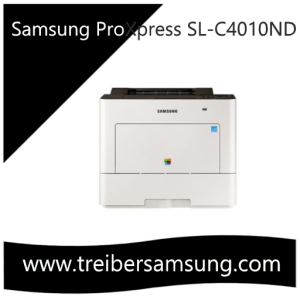 Samsung ProXpress SL-C4010ND treiber