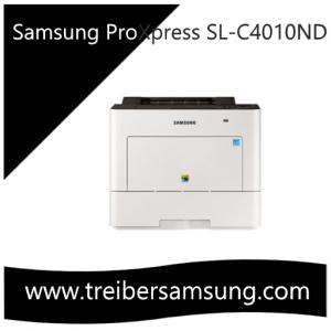 Samsung ProXpress SL-C4010ND treiber