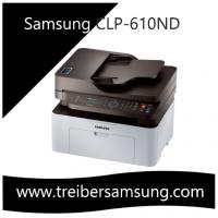 Samsung CLP-610ND treiber