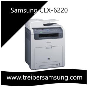 Samsung CLX-6220 treiber