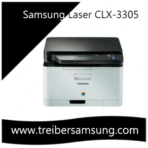 Samsung Laser CLX-3305 treiber