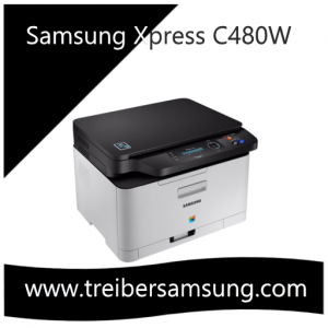 Samsung Xpress C480W treiber
