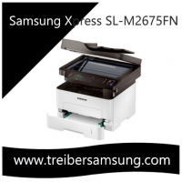 Samsung Xpress SL-M2675FN treiber