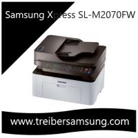 Samsung Xpress SL-M2070FW treiber