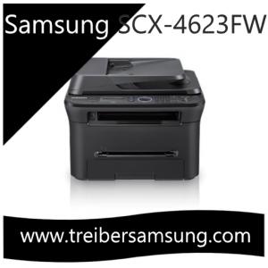 Samsung SCX-4623FW treiber
