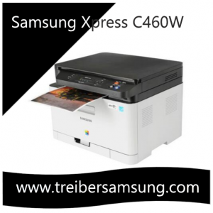 Samsung Xpress C460W treiber
