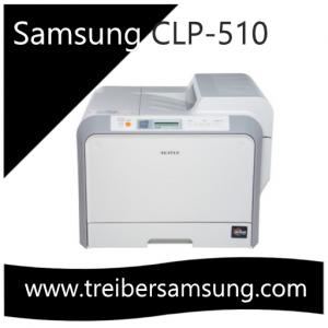 Samsung CLP-510 treiber