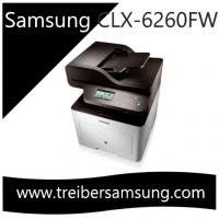 Samsung CLX-6260FW treiber