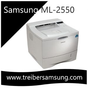 Samsung ML-2550 treiber