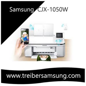Samsung CJX-1050w treiber