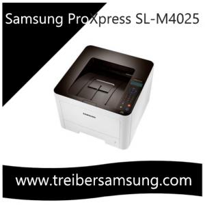 Samsung ProXpress SL-M4025 treiber