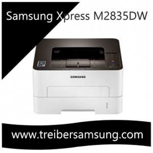 Samsung Xpress M2835DW treiber
