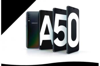 Samsung Galaxy A50 treiber