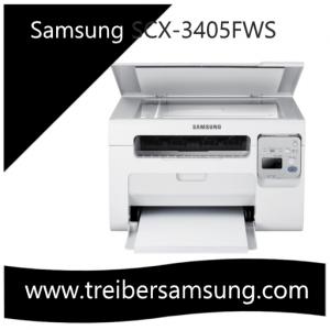 Samsung SCX-3405FW treiber