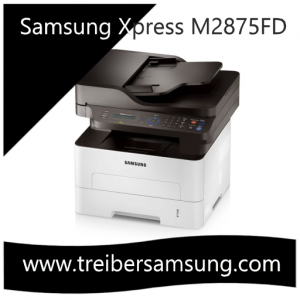 Samsung Xpress M2875FD treiber