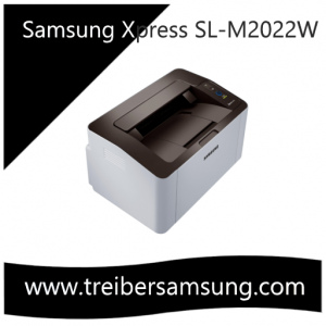 Samsung Xpress SL-M2022W treiber