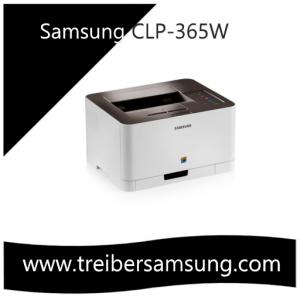 Samsung CLP-365W treiber