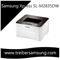 Samsung Xpress SL-M2835DW treiber