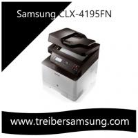 samsung clx-4195fn treiber