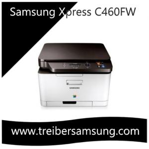 Samsung Xpress C460FW treiber