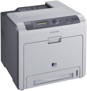 Samsung CLP-670N Treiber